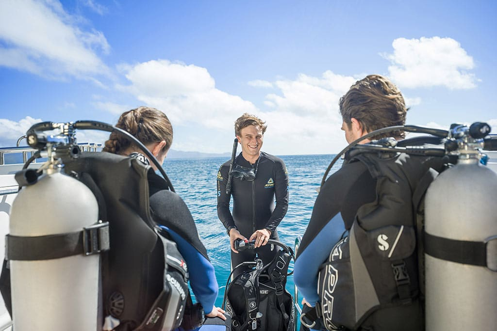 Diving Day Tours