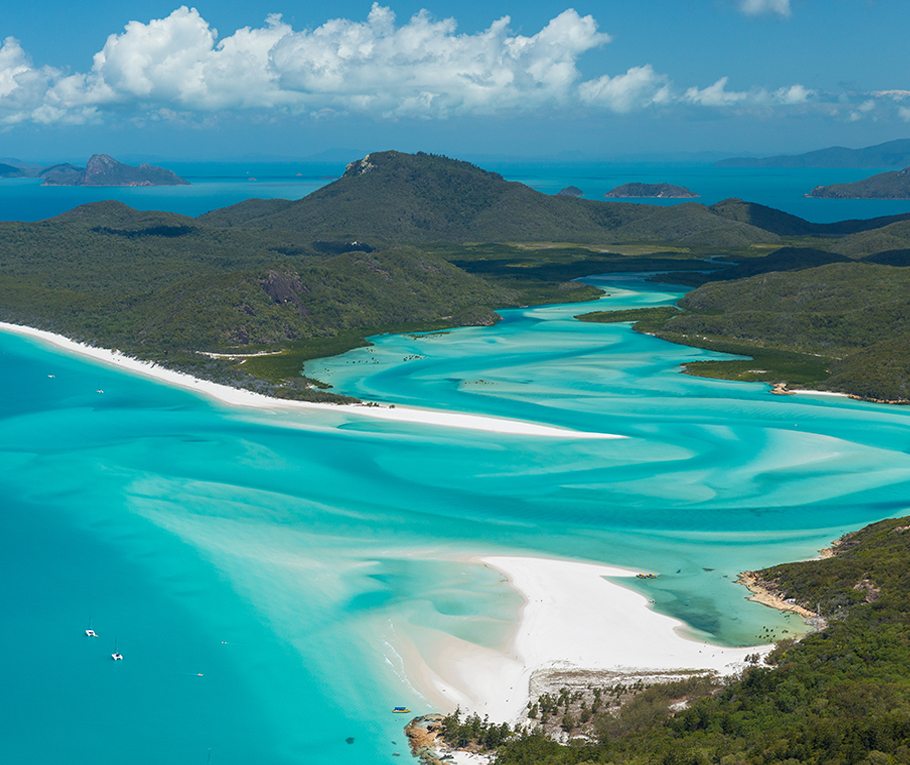Beach Island: Whitehaven Beach Or Hill Inlet Experience