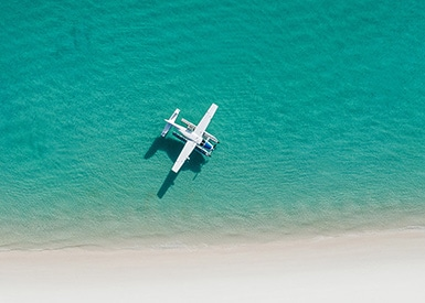 Seaplane & Helicopter Tours