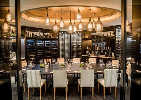 Arkhurst Private Dining Room