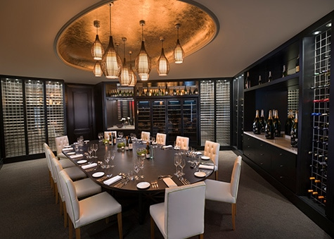 Arkhurst Private Dining Room