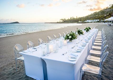 Hayman Beach Banquet