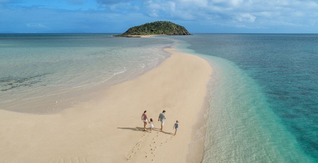 Why you should take a seven-minute escapade to Langford Island -  InterContinental Hayman Island Resort